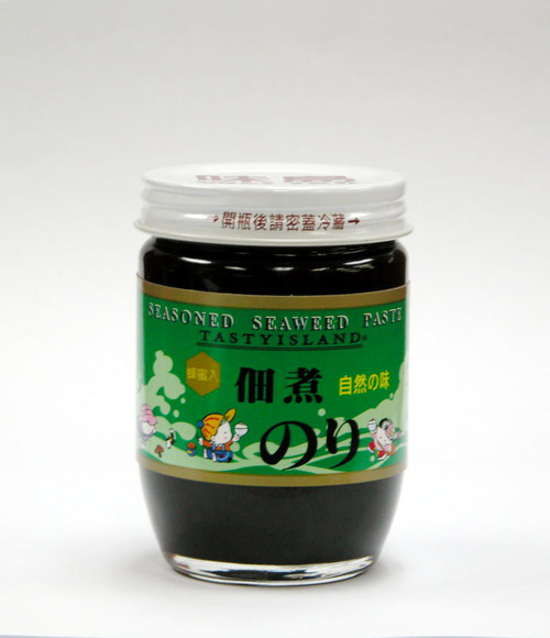Seasoned Seweed Paste  |產品介紹|Seasoned Seaweed Paste