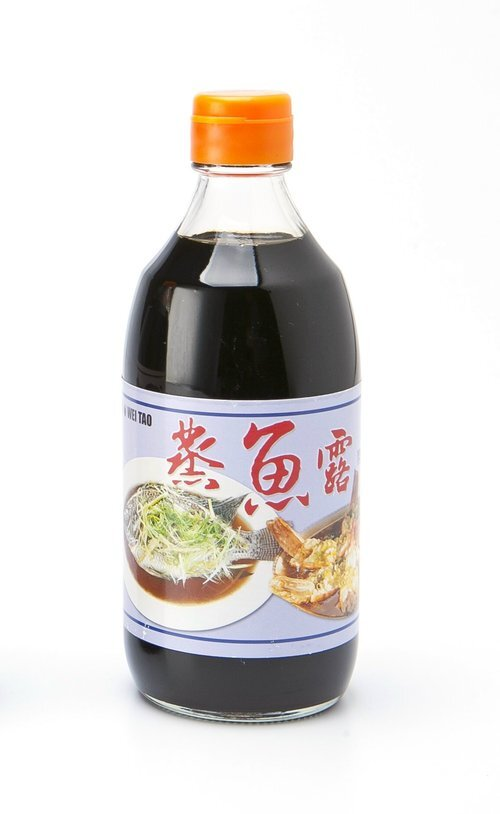 SEASONING SOY SAUCE with BONITO產品圖