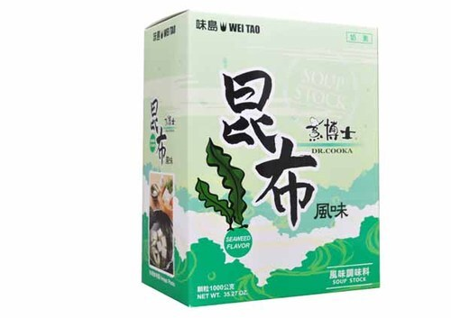 SOUP STOCK (Seaweed Flavor)  |產品介紹|Soup Stock